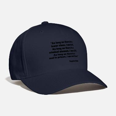 Occupy Movement Eugene Debs Quote - Baseball Cap