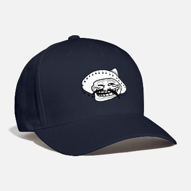Rage Face Comic mexican - Baseball Cap
