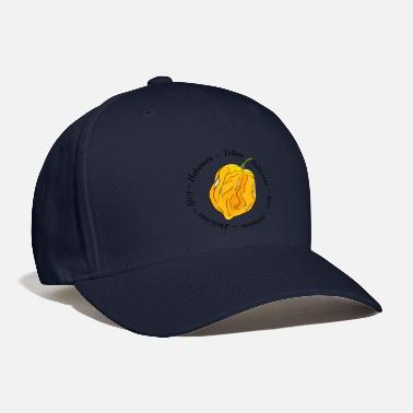 Chili Pepper Habanero Yellow Chili Pepper Spicy - Baseball Cap