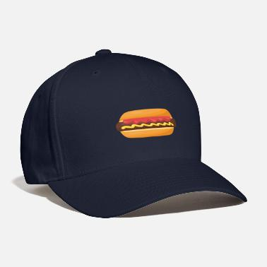Hot Dog Hot dog - Baseball Cap