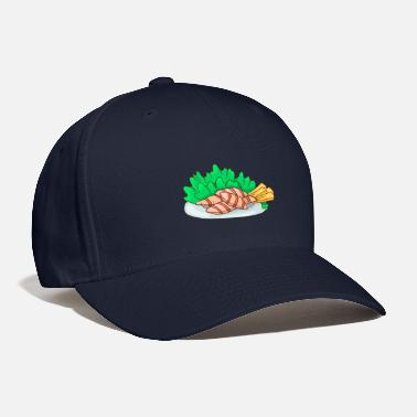 Fried Chicken French Fries Chicken - Baseball Cap