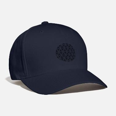 Funky Triangle Pattern Abstract Design - Baseball Cap