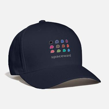 Colorverse Spaceward Ink Color Range - Baseball Cap