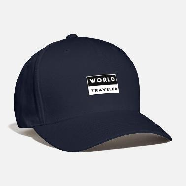 Travel World Traveler - Baseball Cap