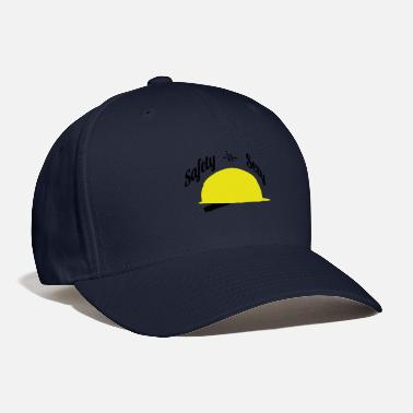 Safety Safety is Sexy helmet - Baseball Cap