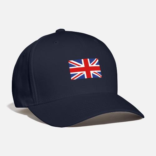 9791a08d314 union jack Baseball Cap