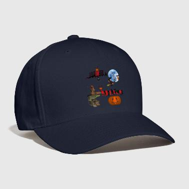 Celebrate Happy Halloween and celebrate the occasion - Baseball Cap