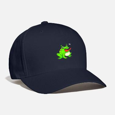 Frog Frog Tadpole Toad Lurch Toad Froschlurch sweet - Baseball Cap