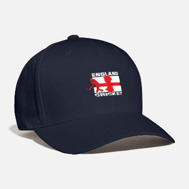 Cricket England cricket - cricket player flag gift - Baseball Cap