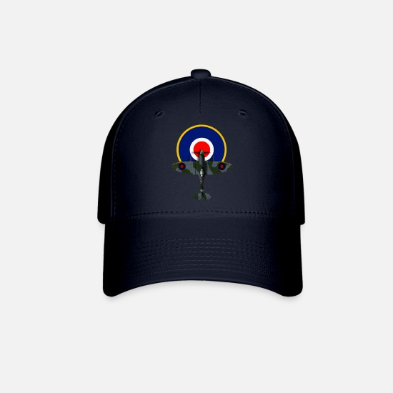 Air Caps - SPIT ROUNDEL 1901 - Baseball Cap navy