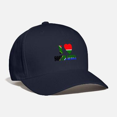 South I love South Africa - Baseball Cap