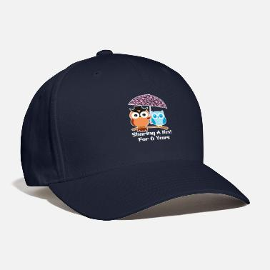 Wedding Day 6 Years Wedding Anniversary Gifts Valentine Day - Baseball Cap