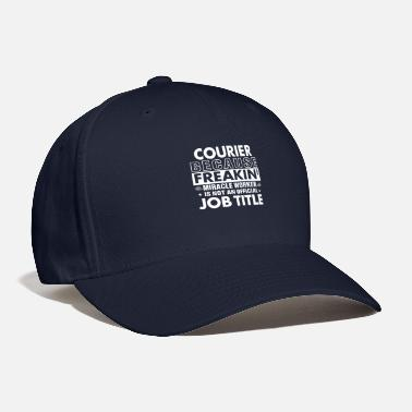 Courier Courier job title shirt Gift for Courier - Baseball Cap