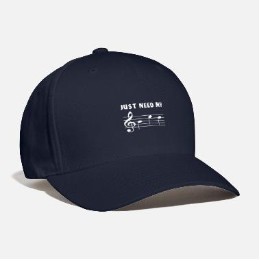 Note Just Need My Music Notes - Baseball Cap