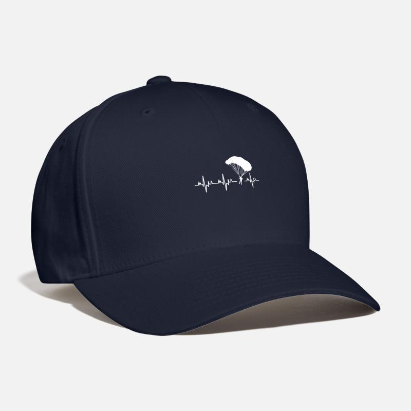 Skies Caps - Paragliding - Baseball Cap navy