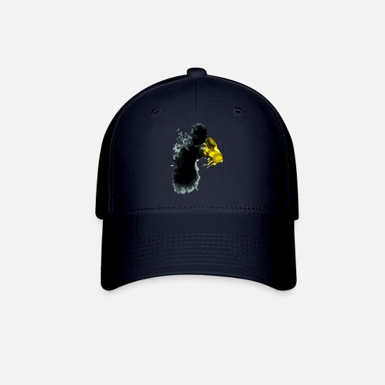 Stinger Caps - the butterflies and the gloves of stingers - Baseball Cap navy