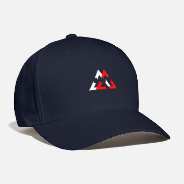 Double Entendre double rectangle - Baseball Cap