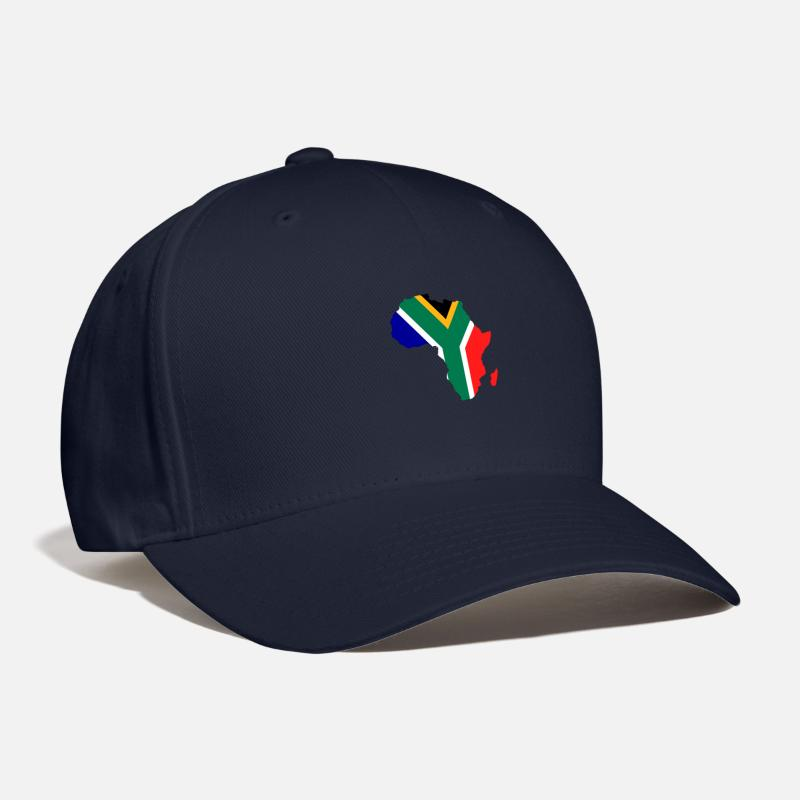 South Africa Product Of Baseball Cap Hat Custom Birthday Gift Country African