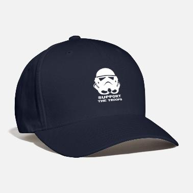 Troops SUPPORT THE TROOPS - Baseball Cap