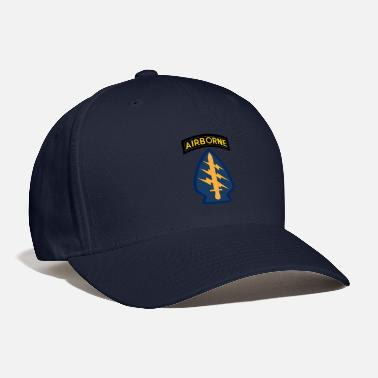 Forces Special Forces with Airborne tab - Baseball Cap