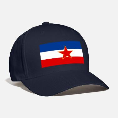 Socialist Federal Republic of Yugoslavia Flag ( - Baseball Cap