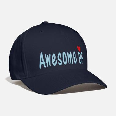 Best awesome_bf_txt1 - Baseball Cap