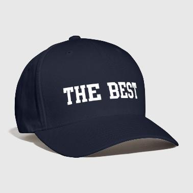 the best sport - Baseball Cap