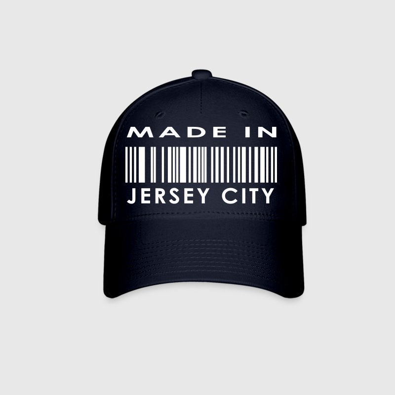 Made in Jersey City  - Baseball Cap