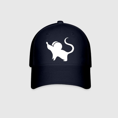 simple mouse pointing - Baseball Cap