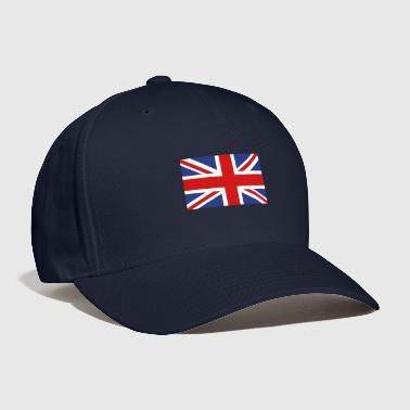 union jack english flag - Baseball Cap