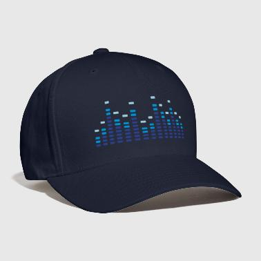 Music Equalizer - Baseball Cap
