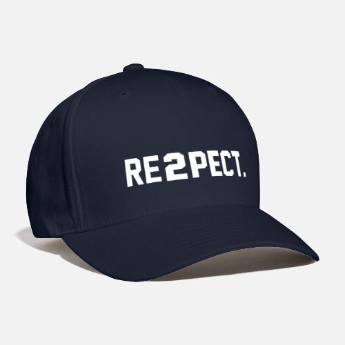 RE2PECT Shirt - Baseball Cap. Front ced21dbeb7c