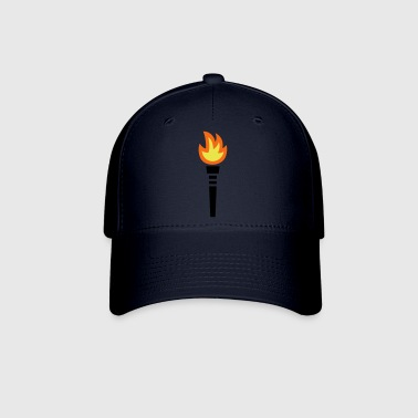 Flare or torch - Baseball Cap