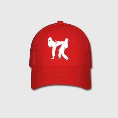 Karate 2 Girls Fighters - Baseball Cap