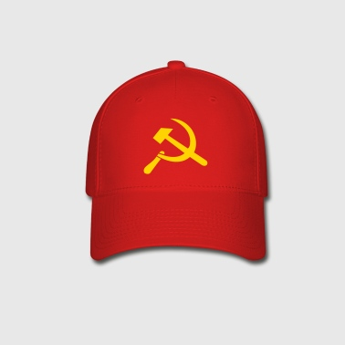 Hammer and Sickle - Baseball Cap