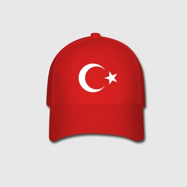 Turkish Flag - Baseball Cap