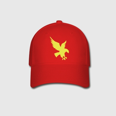 swooping eagle claws talons - Baseball Cap