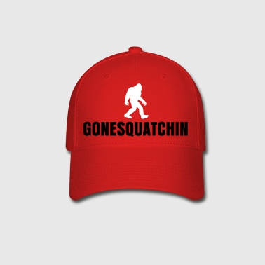 Gone Squatchin Grey - Baseball Cap