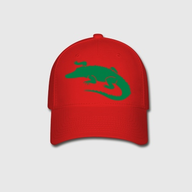 Alligator - VECTOR - Baseball Cap