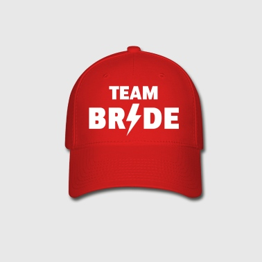 Team Bride Rocks (Hen Night / Bachelorette Party) - Baseball Cap