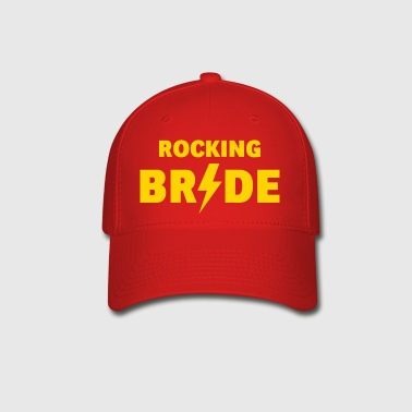 Rocking Bride (Hen Night Bachelorette Party Metal) - Baseball Cap