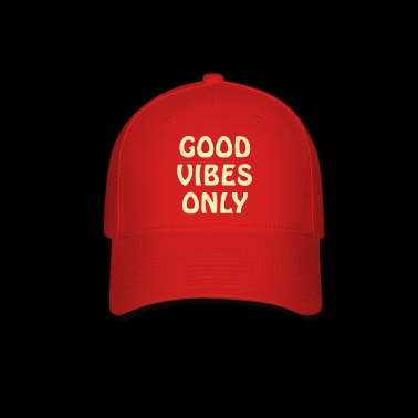 Good Vibes Only - Baseball Cap