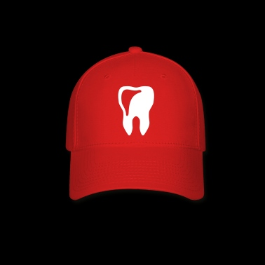 tooth - dentist - Baseball Cap