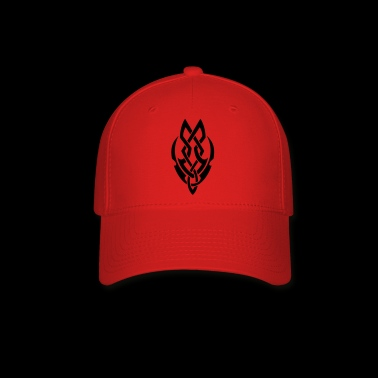 Cool tribal tattoo design - Baseball Cap