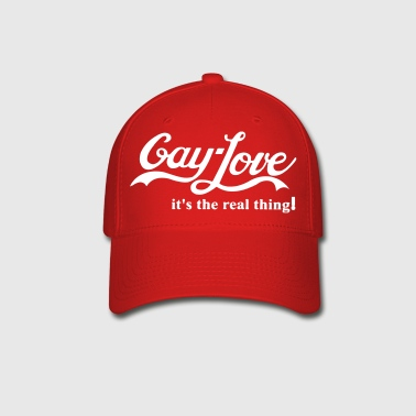 GAY-LOVE - Baseball Cap