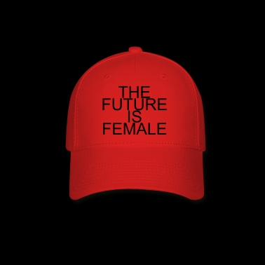 the future is female - Baseball Cap