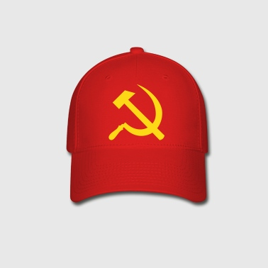 Hammer Sickle Communist - Baseball Cap