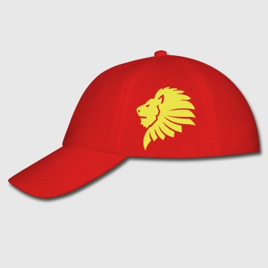 Lion Head HD VECTOR - Baseball Cap