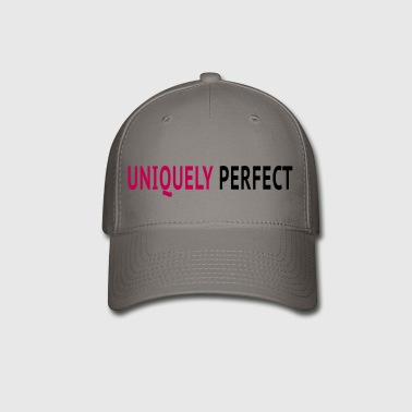 PosiTees - Uniquely Perfect - Baseball Cap