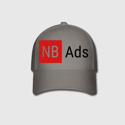Nothing But Ads Logo - Baseball Cap
